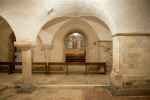 The crypt at Rochester Cathedral